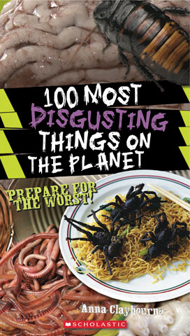 100 Most Disgusting Cover