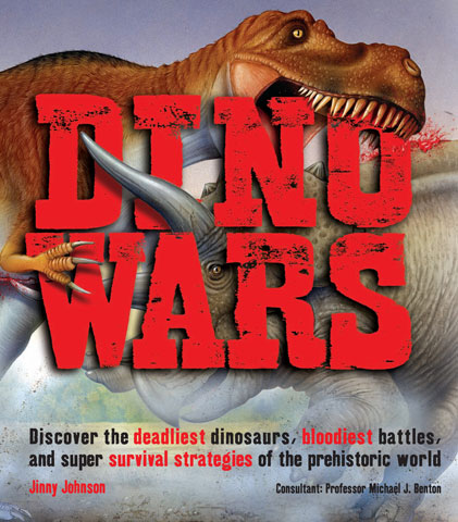 Dino Wars Cover